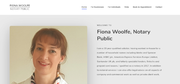Notary Woolfe